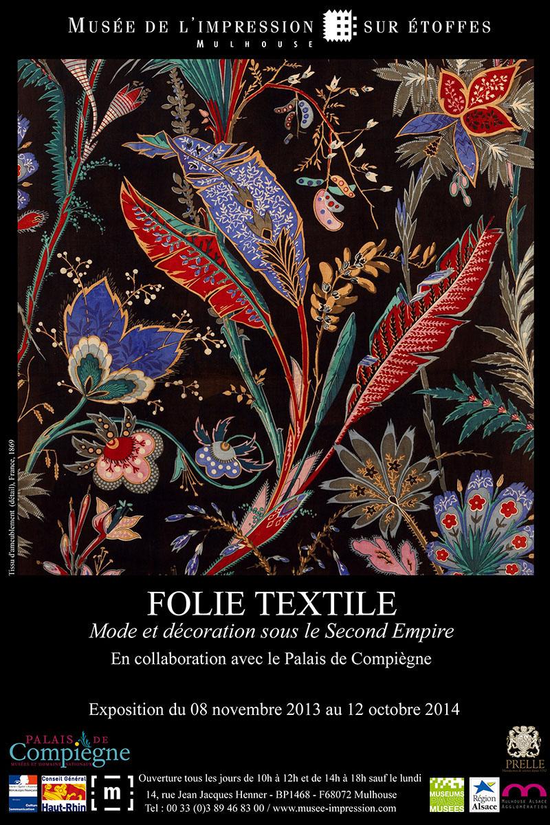 Manufacture Francaise Des Textiles D Ameublement past temporary exhibitions - musée d'impression sur etoffes
